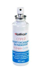Хлоргексидин спрей