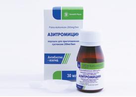 Азитромицин инструкция