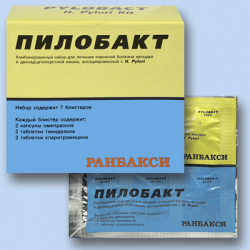 Ранбакси пилобакт