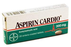 Аспирин инструкция