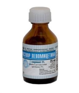Левомицетин инструкция