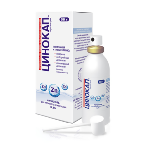 Не гормональный цинокап незаменимая помощь при псориазе