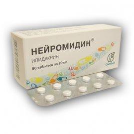 Нейромидин таблетки от чего