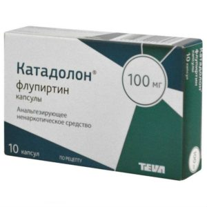 Катадолон таблетки