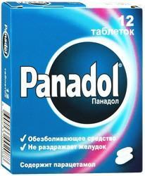 Панадол таблетки