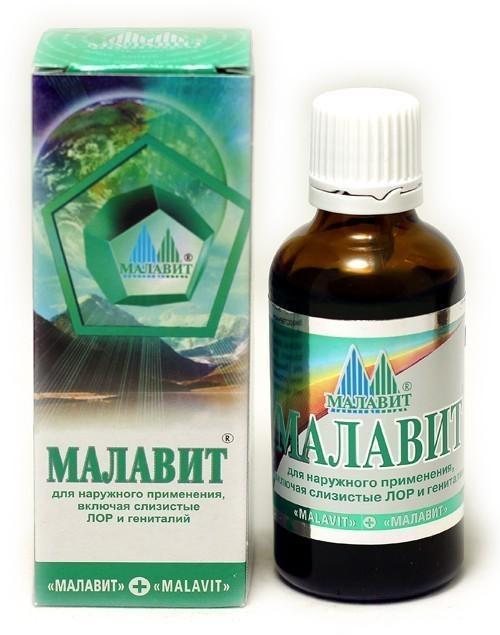 Малавит раствор